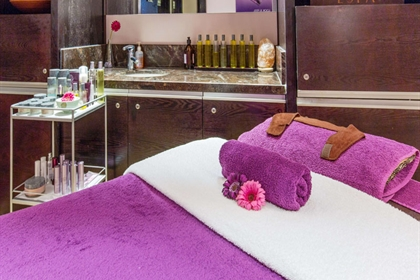 Delta by Marriott Hotel Nottingham Belfry Treatment Room