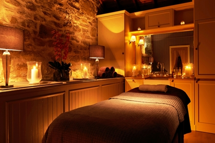 The Devonshire Arm Spa Room