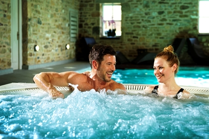 The Devonshire Arms Country House Hotel & Spa Jacuzzi