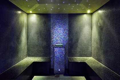 Crowne Plaza Battersea Steam Room