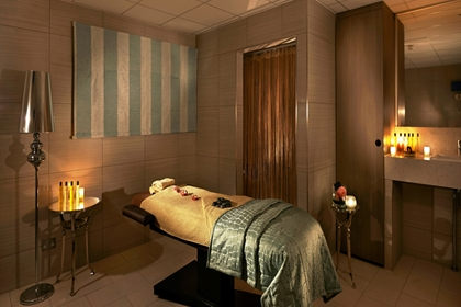 The Belfry Treatment Room