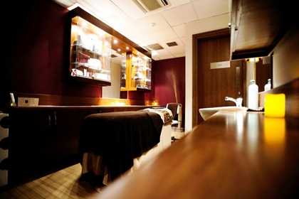 Bannatyne Treatment Room
