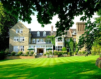 Ockenden Manor Hotel and Spa, Haywards Heath