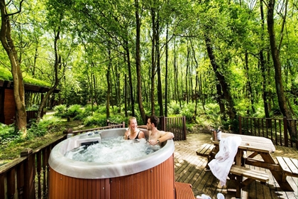 Chevin Country Park Hotel & Spa Outdoor Hot Tub