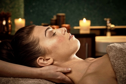 Rena Spa at The Midland Face and Neck Massage