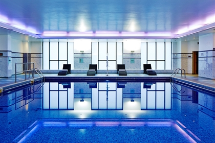 Liverpool marriott hotel city centre luxury merseyside - Hotels with swimming pools in liverpool ...