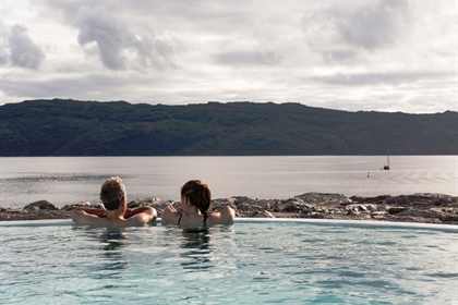 Portavadie Outdoor Swimming Pool