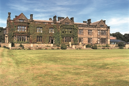 Gisborough Hall Exterior