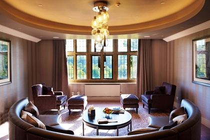 Bovey Castle Relaxation Room
