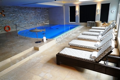 Cotswold House Pool Area
