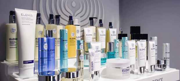 Holiday Inn Newcastle Elemis Products