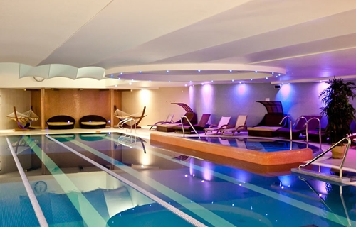 Spa review of Wildmoor Spa & Health Club