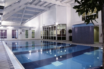 Mercure Brandon Hall Swimming Pool