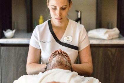 Champneys Eastwell Manor treatment