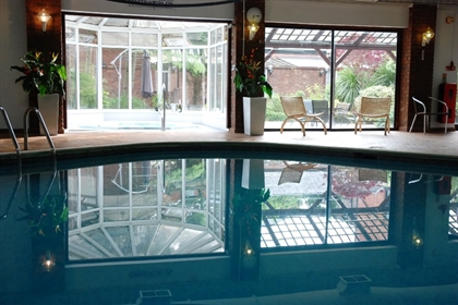 Best Western Royal Clifton Hotel and Spa Swimming Pool