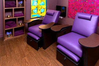 Moroc Spa Relaxation Room