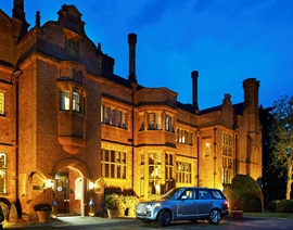 Hanbury Manor - A Marriott Hotel & Country Club