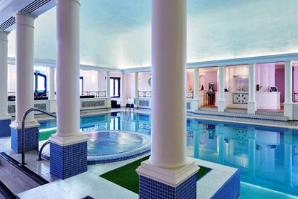 Hanbury Manor A Marriott Hotel Country Club Luxury Hertfordshire Spa