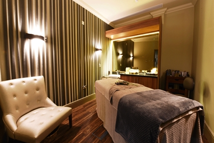 Ramside Spa Treatment Room