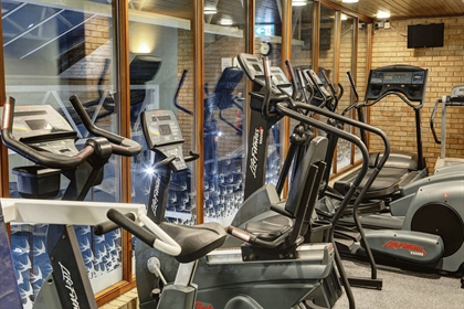 Mercure Sheffield Kenwood Hall Hotel Gymnasium