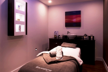 Bannatyne Wakefield Treatment Room