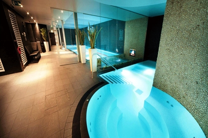 DoubleTree by Hilton Chester Jacuzzi