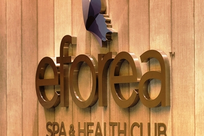 Hilton Bournemouth Eforea Spa Logo