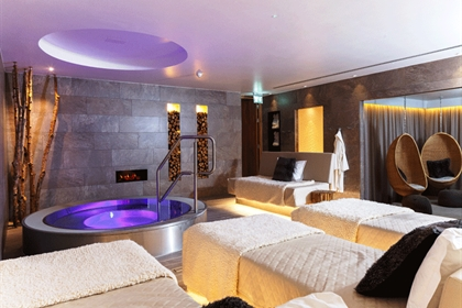 Champneys Tring Health Spa Relaxation Area