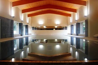 Heythrop Park Resort Swimming Pool
