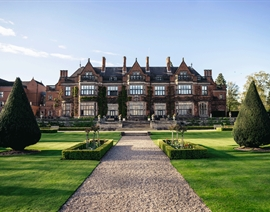 Hoar Cross Hall Spa Hotel