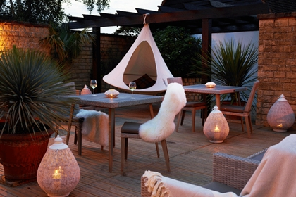The Lygon Arms Spa Hotel Outdoor Spa