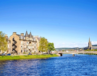 Best Western Inverness Palace Hotel, Inverness