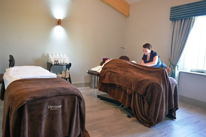 The Corran Resort Dual Treatment Room