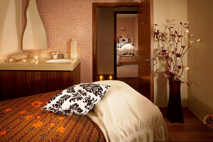 Radisson Blu Cork Spa Treatment Room