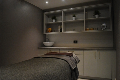 Skylark Treatment Room