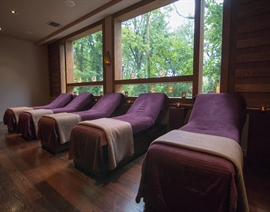 Tapas & Tranquility Spa Day for Two