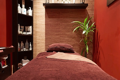 Jiggi Salon Treatment Room