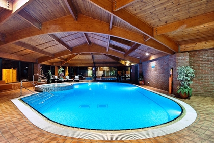 Lea marston hotel luxury west midlands spa Swimming pool sutton coldfield