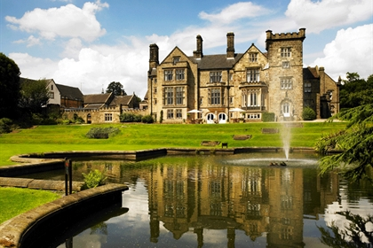 Breadsall Priory Exterior
