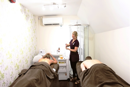Breadsall Priory Dual Treatment Room