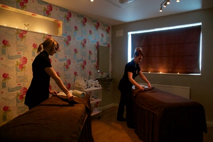 Hallmark Manchester Dual Treatment Room