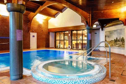 The Abbey Hotel Spa Pool