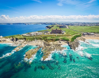 The Headland Hotel and Spa, Newquay