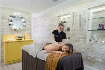 Headland Hotel Beauty Treatment
