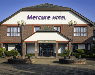 Mercure Dartford Brands Hatch Hotel and Spa, Dartford