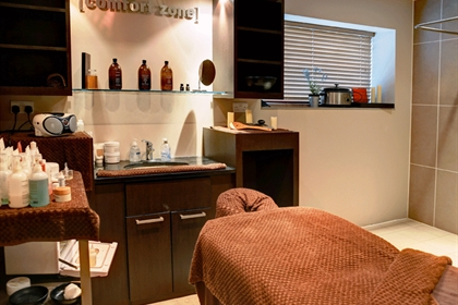 Chilworth Manor Treatment Room