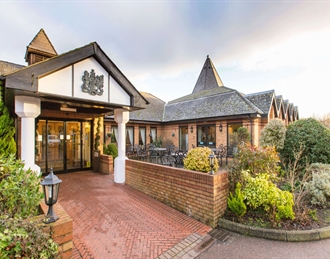 Bridgewood Manor Hotel, Chatham