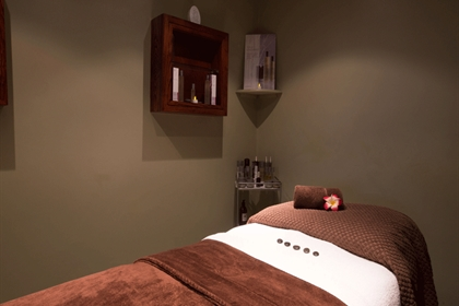 Cambridge Belfry Treatment Room