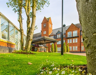 The Park Royal Hotel, Warrington