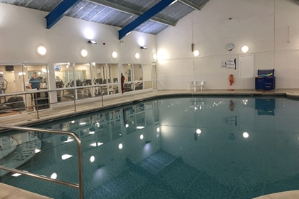 Holiday Inn Maidstone Knuskin Pool